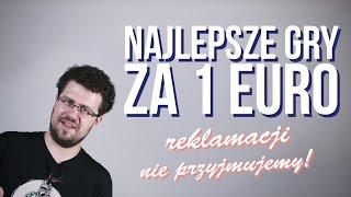 NAJLEPSZE GRY ze Steama... za 1 euro [tvgry.pl]