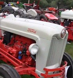 ford 600 tractor wiring diagram 1953 ford jubilee tractors youtube [ 1280 x 720 Pixel ]