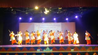 Rang de basanti .. Republic day 2017 Dps indirapuram