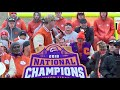 Dabo Swinney at Natty celebration