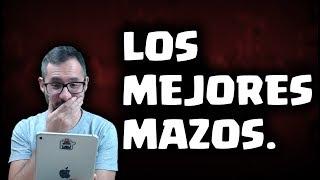 LOS MEJORES MAZOS QUE HAS VISTO JAMÁS | Malcaide Clash Royale
