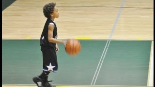8-Year-Old Baller KAI DAVIS