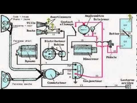 2005 nissan almera radio wiring diagram logic venn syllogism schema électrique autoradio - youtube