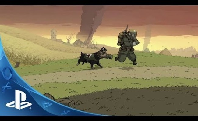 Valiant Hearts The Great War Game Ps3 Playstation