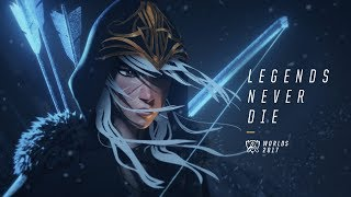 Legends Never Die (ft. Against The Current) | Worlds 2017 - League of Legends