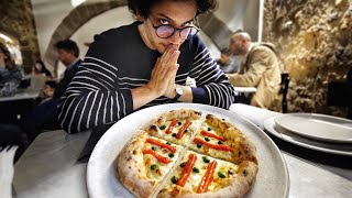 Is This The Best Pizzeria In The World ? (Pepe In Grani)