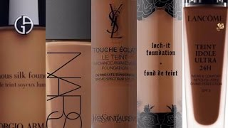BEST Liquid foundations for Dark skin. | Fumi Desalu-Vold