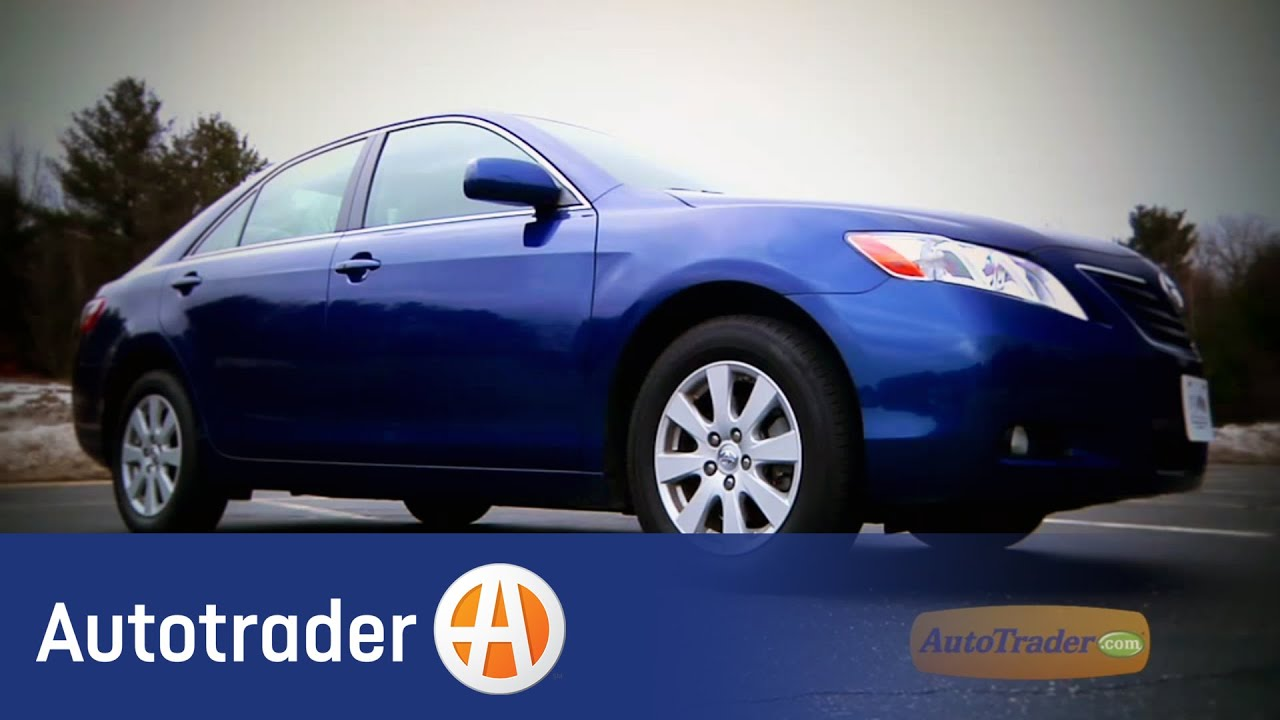 2007 2010 Toyota Camry Sedan Used Car Review Autotrader Com Youtube