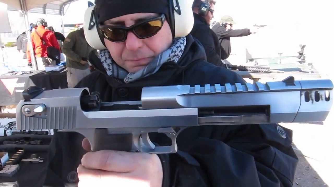 50 Desert Caliber Eagle Commando