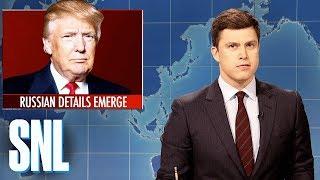 Weekend Update: Trump's Moscow Tower - SNL