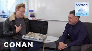 Conan Negotiates With Greenland's Parliament - CONAN on TBS