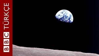 ″Dünya'nın doğuşunun″ uzaydan çekilen ilk renkli fotoğrafının hikayesi