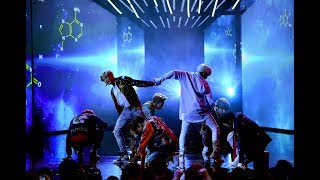BTS on AMA's Performing DNA