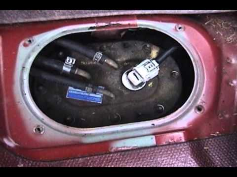 Subaru Forester Wiring Harness Diagram 1995 Subaru Legacy Tips On Fuel Pump Replacement Youtube