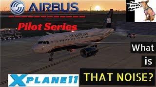 I Airbus I Pilot Series Single Engine Taxi and PTU ToLiss 319