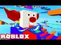SCARY CLOWN OBBY IN ROBLOX! (Roblox Mega Clown Obby)