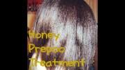 honey prepoo treatment dry