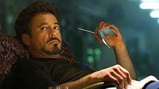 Howard Stark ″My Greatest Creation... Is You″ (Scene) - Iron-Man 2 (2010) Movie CLIP HD