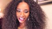 brown sugar hair . brazilian