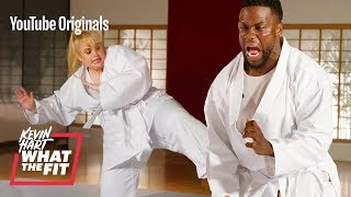 Karate with Rebel Wilson and Kevin Hart