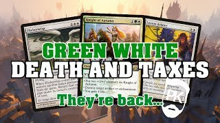 Modern Death and Taxes - With Knight of Autumn - Deck Tech and Gameplay
