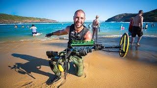 Searching For Treasure In Underwater Volcano!! (found Wedding rings) | Jiggin' With Jordan