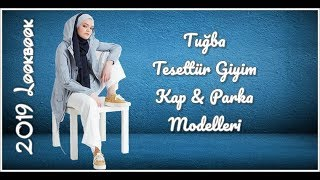 b6065f40ca8f7 Tuğba Tesettürlü Parka & Kap Modelleri 2019 Lookbook 👗 Free Download Video  MP4 3GP M4A - TubeID.Co