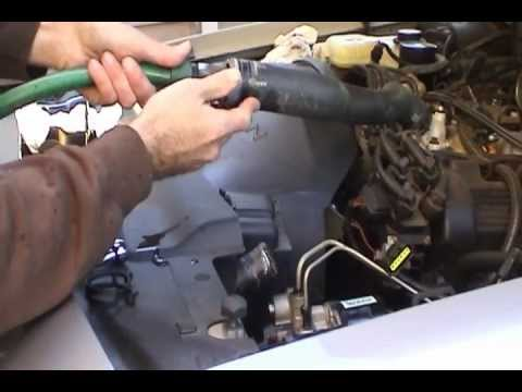 2001 Jeep Cherokee Wiring Plugs 1995 Ford Crown Victoria Cooling System Flush Youtube