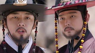 Yoo Ah In, dignity of Joseon king 《Six Flying Dragons》 육룡이 나르샤 EP50