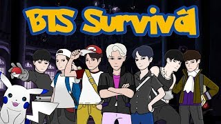 BTS - Who Would You Choose   STAGE 10   Pokémon
