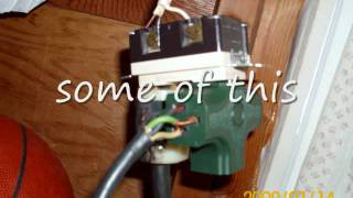 electrical work disasters