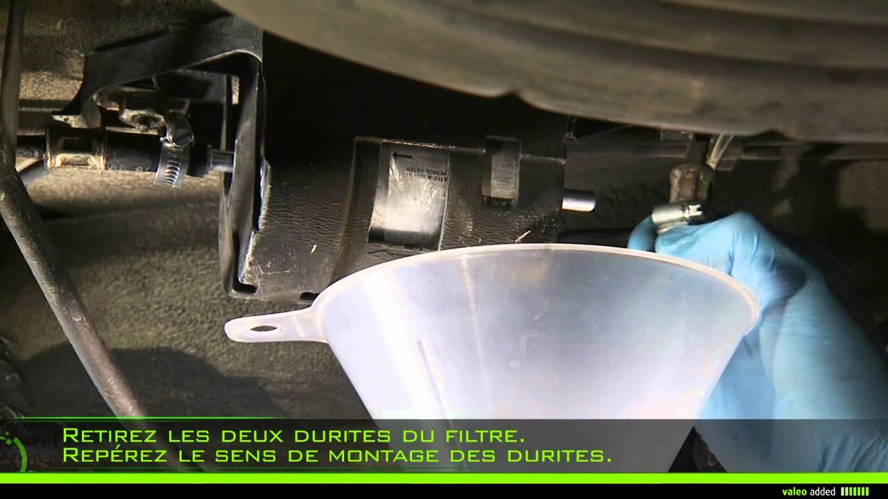 2005 Ford Explorer Fuse Diagram Valeo Fuel Filter Montage D Un Filtre 224 Carburant En