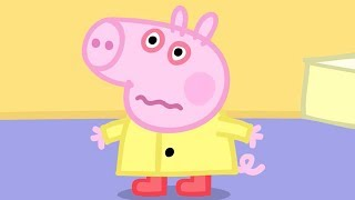 Peppa Pig Official Channel | George Pig Catches a Cold!