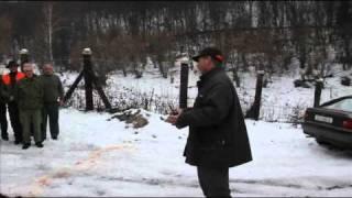 Božićni lov - LD ″Klek″ Ogulin 12.12.2010.