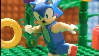 Lego Sonic the Hedgehog - Green Hill Zone