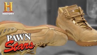 Pawn Stars: Chumlee Knows His Kicks   History