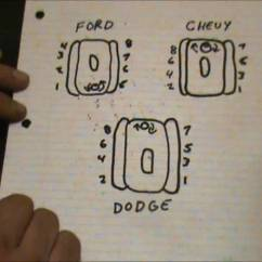1978 Dodge Truck Ignition Wiring Diagram Vw Passat Ccm How To: Timing And Firing Order. - Youtube