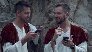 Watch If Bible Characters had iPhones Video