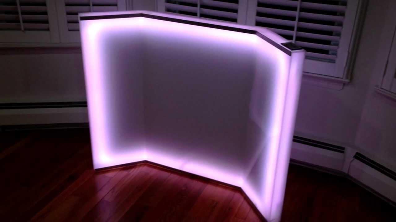 Led Backlit Display