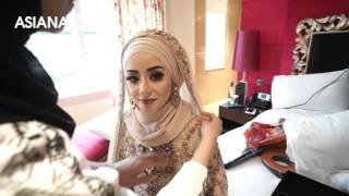 Zukreat Asian Bride Makeover by Asiana Wedding Magazine