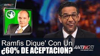 Ramfis ¿Con Un 60% De Aceptación Entre Dominicanos? - #Antinoti Julio 09 2018