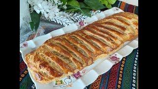İnanın Yaptığınız En Kolay Pulpul Dağılan Çok Yapılan Patatesli Saya Çöreği/Mutfağımdaki Tadlar
