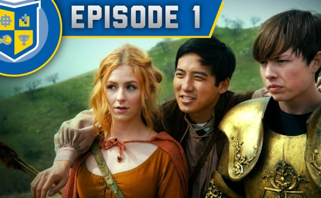 Video Game High School Vghs S2 Ep 1 Youtube
