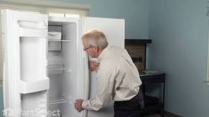 Refrigerator Repair Replacing the Defrost Thermostat (GE