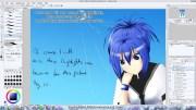 highlight anime hair 3