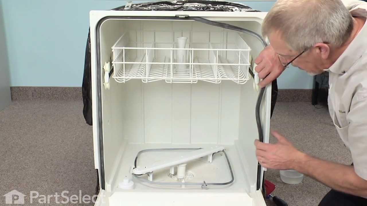 Frigidaire Dishwasher Door Gasket