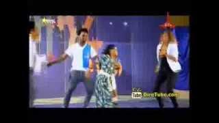 Ethiopian Idol Amazing little dancer - Ethiopian artist [Sheromeda]
