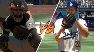 Team of Pitchers vs Team of Catchers - MLB 17 The Show Diamond Dynasty