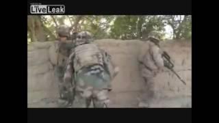 French soldiers ambush Talibans, War in Afghanistan