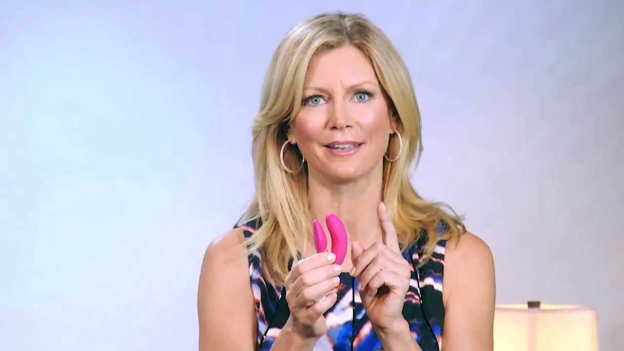 Looking for Better Sex? Dr. Wendy Walsh Introduces the We-Vibe 4 Couples Vibrator - YouTube